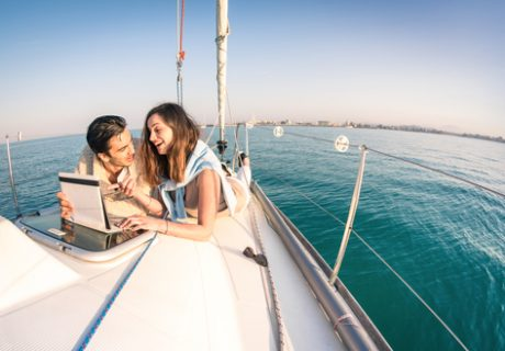 BoatChat is ideal for boat dealer websites to communicate with millennial shoppers.